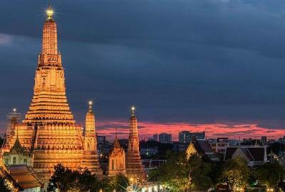 4D3N Bangkok Supersaver Package (SVP-VIA)